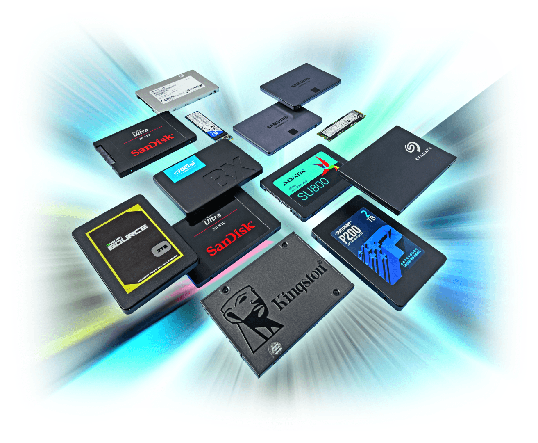 Een SSD